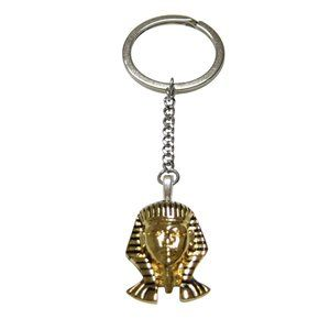 Egyption King Tutankhamun Pendant Keychain